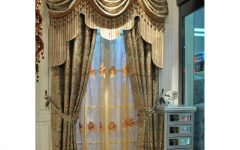 Extended Length Curtains