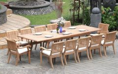 Extending Outdoor Dining Tables