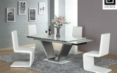 Extending Marble Dining Tables