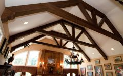 Faux Wood Beam Ceiling Design Ideas