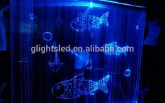 Fiber Optic Wall Art