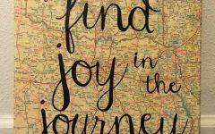 Joy Canvas Wall Art