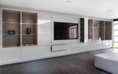 Fitted Living Room Cabinets