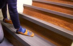 Contemporary Stair Treads