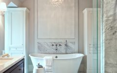 Wall Mounted Bathroom Chandeliers