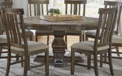 Desloge Counter Height Trestle Dining Tables