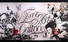 Tattoos Wall Art
