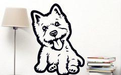 Westie Wall Art