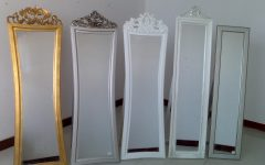 Dressing Mirrors Free Standing