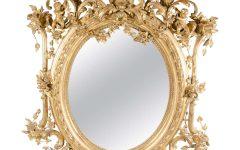 Rococo Gold Mirror