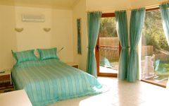 Fresh Green Bedroom Idea