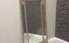 Full Length Silver Mirror