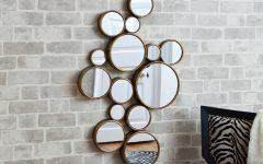 Mirror Circles for Walls