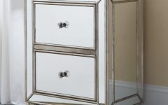 Antique Mirrored Furniture