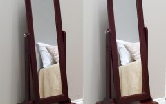Floor Dressing Mirror