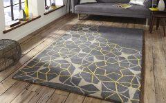 Large Geometric Rugs