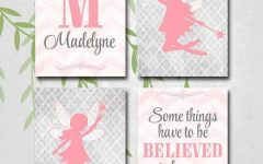 Wall Art for Little Girl Room