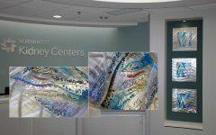 Fused Glass Wall Art Panels