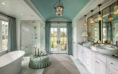 Gorgeous Vintage Bathroom With Luxury Nuance