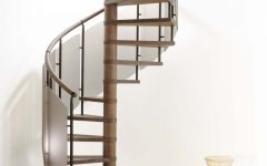Gorgeous Spiral Staircase Kit