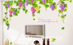 Grape Vineyard Wall Art