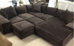 Customizable Sectional Sofas