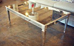 Vintage Mirror Coffee Tables
