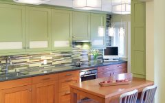 Kitchen Cabinets Colors Ideas for Best Appearance