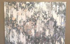 Gray Abstract Wall Art