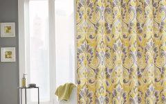 Pattern Curtain Panels