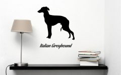 Italian Greyhound Wall Art