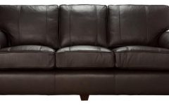 Arhaus Leather Sofas