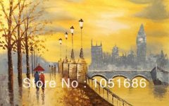 London Scene Wall Art