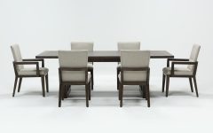 Lassen 7 Piece Extension Rectangle Dining Sets
