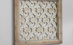 Wooden Wall Art Panels
