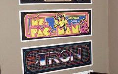 Arcade Wall Art
