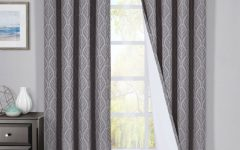 Thermal Insulated Blackout Curtain Pairs