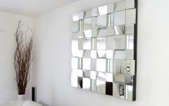 Large Contemporary Mirror