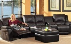 Theatre Sectional Sofas