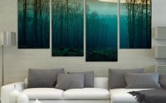 Modern Abstract Huge Wall Art