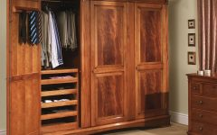 Large Wooden Wardrobes