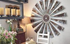 Windmill Wall Art