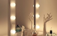 Illuminated Dressing Table Mirrors