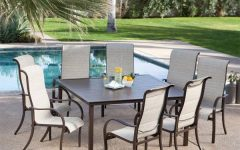 8 Seat Outdoor Dining Tables