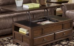Top Lifting Coffee Tables