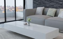 White Gloss Coffee Tables
