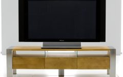 Modern Oak TV Stands