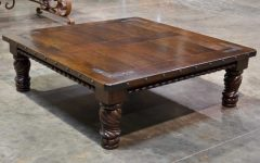 Spanish Coffee Tables