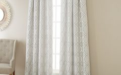 Infinity Sheer Rod Pocket Curtain Panels