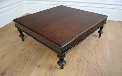 Colonial Coffee Tables
